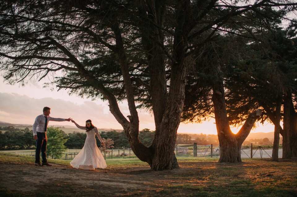 Tara & Rhys – Zonzo Estate Winery